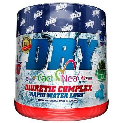 Diurético BIG Dry Diuretic 120 caps