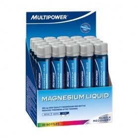 MultiPower Magnesio Líquido 20 Viales x 25Ml