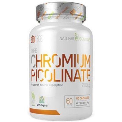 StarLabs Chromium Picolinate 60 Caps
