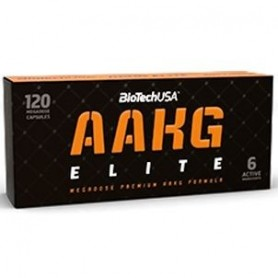 BioTech Usa AAKG Elite 120 Caps
