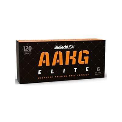 BioTechUsa AAKG Elite 120 Caps