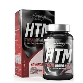 Quemador de grasa Hypertrophy Nutrition HTM Extreme Burner 0.9 100 caps