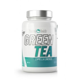 Hypertrophy Natural Health Té verde Green Tea 90 Cápsulas