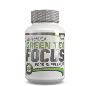 BioTechUSA Green Tea Focus 90 caps
