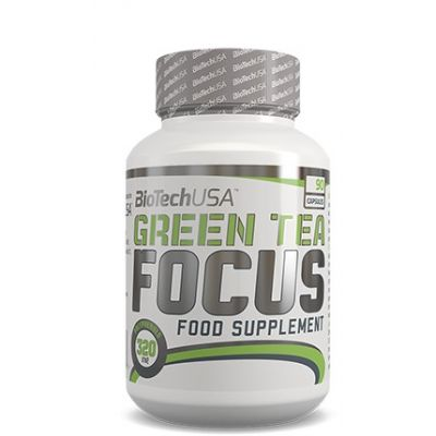 BioTechUSA Green Tea Focus 90 caps
