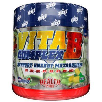 Vitaminas BIG Vita Complex B 100 caps