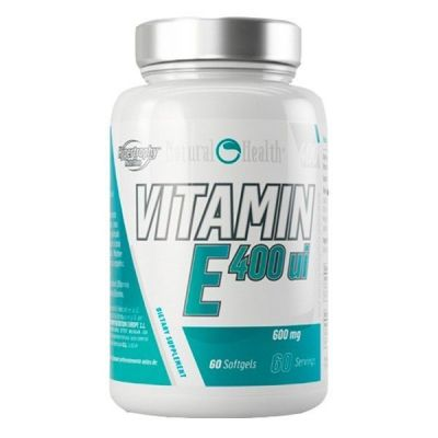 Hypertrophy Natural Health Vitamin E 400IU 100 Caps