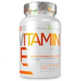 StarLabs Natural Essentials Vitamin E 100 Softgels
