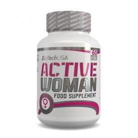 BioTechUSA Active Woman 60 tabs