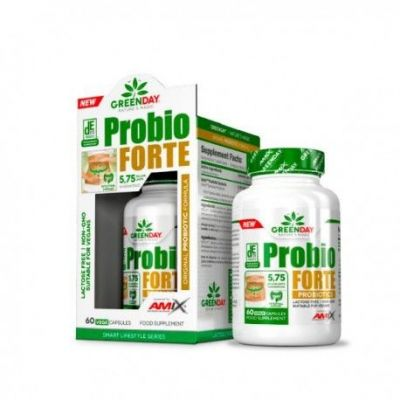 Salud Digestiva Amix GreenDay Probio Forte 60 caps