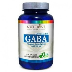 NutriOne Gaba 500 Mg 90 Caps