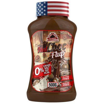 Max Protein Flup Max - Sirope NutChoc 500 gr
