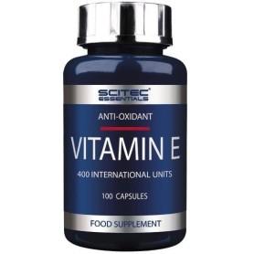 Scitec Essentials Vitamina E 100 cap