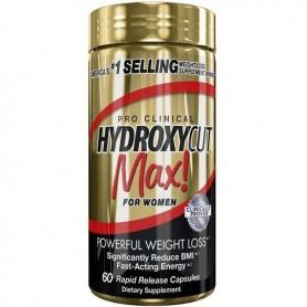 Muscletech Hydroxycut Max For Women 60 Caps