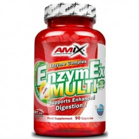 Salud General Amix Enzymex Multi 90 caps