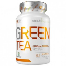 Quemador de grasa StarLabs Natural Essentials Té verde Green Tea 60 Caps