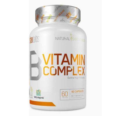 Starlabs Vitamin B Complex 60 caps