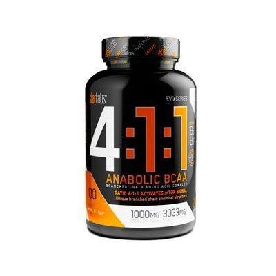 Aminoácidos Ramificados Starlabs BCAA 4:1:1 200 Tabs