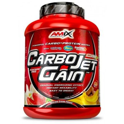 Carbohidratos Amix CarboJet Gain 2,25 kg