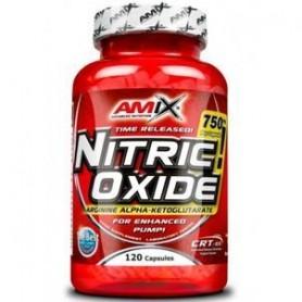 Oxido Nitrico Amix Nitric Oxide 120 caps