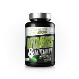Soul Project Vitaminas y Antioxidantes 100 caps