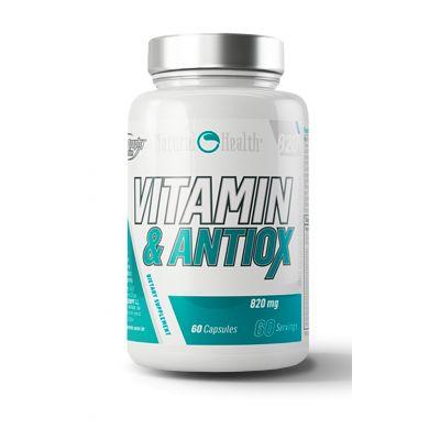 Hypertrophy Vitaminas y Antioxidantes 60 caps