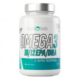 Hypertrophy Natural Health Omega 3 100 caps