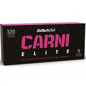 BioTech USA Carni Elite 120 caps