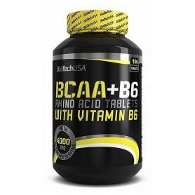 BioTechUSA BCAA+B6 100 tabs