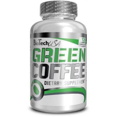 BioTechUSA Green Coffee 120 caps