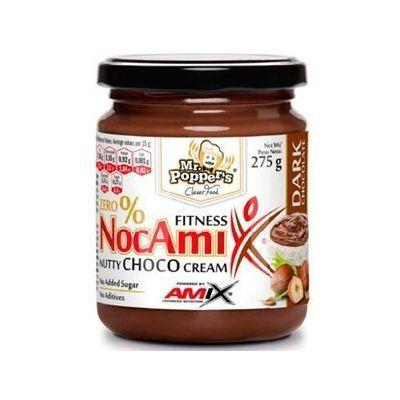 Alimentacion Saludable Amix NocAmix Dark - Crema de Chocolate Negro 275 gr