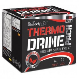 BioTechUSA Thermo Drine Pack 30 packs