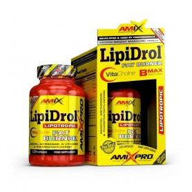 Quemador de grasa Amix Pro LipiDrol Fat Burner 120 caps