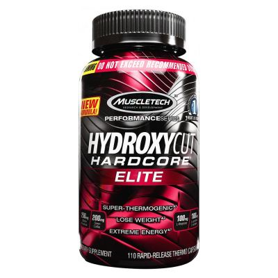 Muscletech Hydroxycut Hardcore Elite 110 caps