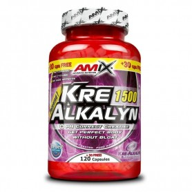 Creatina Amix Kre-Alkalyn 120 + 30 caps