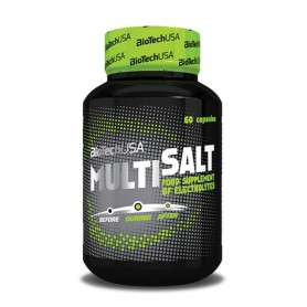 BioTech USA MultiSalt 60 caps