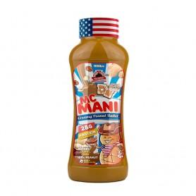 Max Protein Mc Mani Peanut Butter - Soft 1 kg