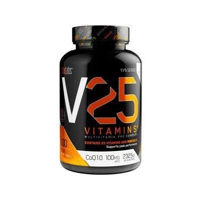 StarLabs Vitaminas y minerales V25 Vitamins 100 Caps