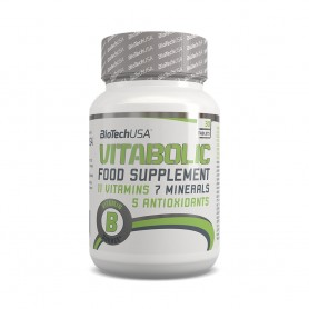 BioTechUSA Vitabolic 30 tabs