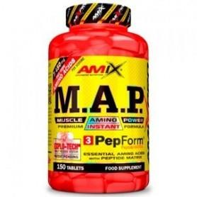 Aminoacidos Esenciales Amix Pro M.A.P. Muscle Amino Power 150 tabs