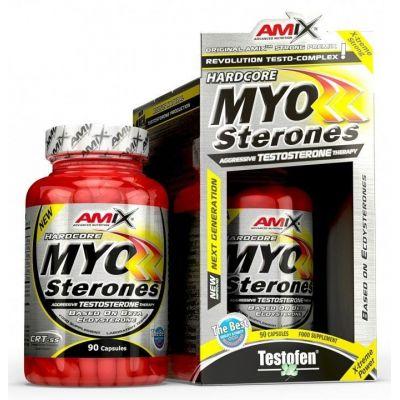 Anabolicos Naturales Amix Myosterones 90 caps