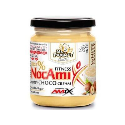 Alimentacion Saludable Amix NocAmix White - Crema de Chocolate Blanco 275 gr