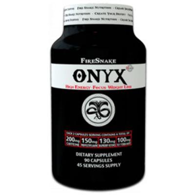Fire Snake Onyx 90 Caps