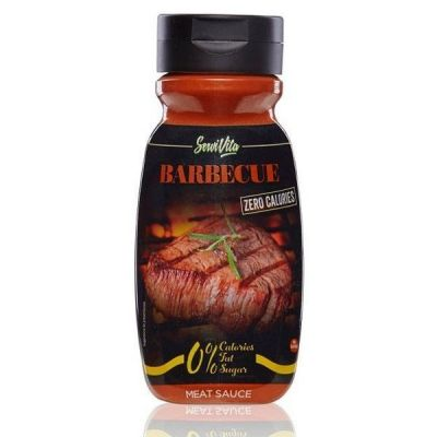 Servivita Salsa Barbacoa 320 Ml