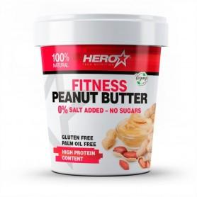 Crema de Cacahuete Fitness Hero - 500 gr
