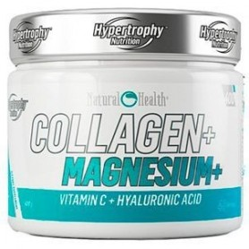 Hypertrophy Natural Health Colageno con Magnesio 400 gr