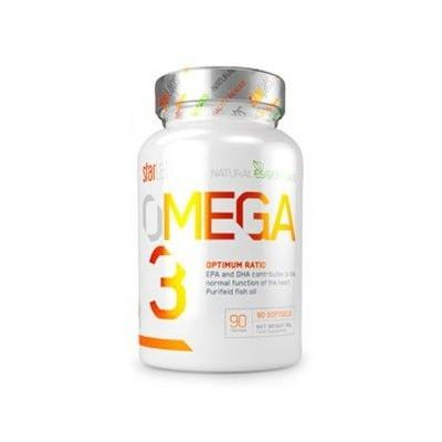StarLabs Natural Essentials Omega 3 90 caps