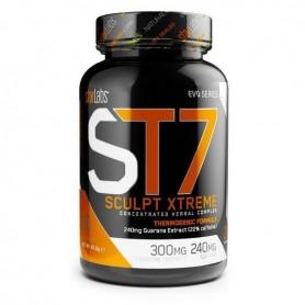 Quemador de grasa StarLabs ST7 Sculpt Xtreme 60 Caps