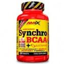 Aminoacidos Ramificados Amix Pro Synchro BCAA + Sustamine 120 tabs