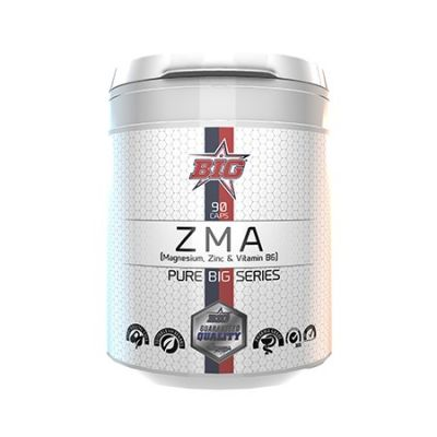 BIG ZMA 90 caps